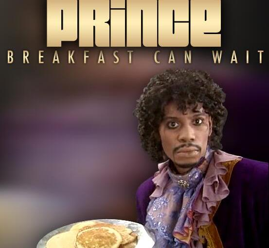 Game. Blouses. Prince's New Single Sets The Bar For CoverArt